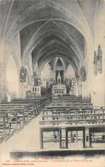 Semalens Interieur Vieille Eglise - Sémalens