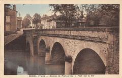 Soual Avenue De Puylaurens Le Pont Sur Le Sor - Soual
