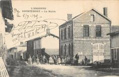 Courtemont La Mairie - Courtémont