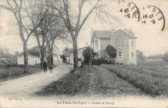 Le Fleix Avenue Du Bourg - Le Fleix