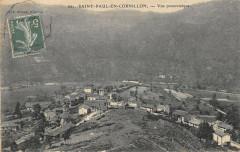 Saint Paul En Cornillon Vue Panoramique - Saint-Paul-en-Cornillon