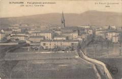 Saint Paulien Vue Generale Meridionale - Saint-Paulien