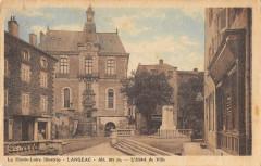 Langeac Hotel De Ville - Langeac