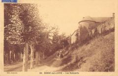 Bonny Sur Loire Les Remparts - Bonny-sur-Loire