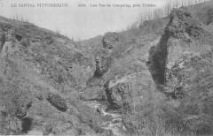 Cantal Les Pas De Compaing Pres Thiezac - Thiézac