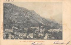 Le Cantal Vue De Thiezac - Thiézac