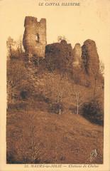 Maurs La Jolie Chateau De Cholne - Maurs