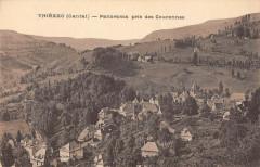 Thiezac Panorama Pris Des Couronnes - Thiézac