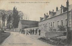 Etouy Route De La Neuville En Hez Et La Cite Des Moulins - Étouy