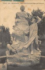 Bedarieux Monument A Ferdinand Fabre - Bédarieux