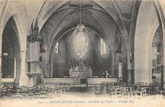 Saint Justin Interieur Eglise Grande Nef - Saint-Justin