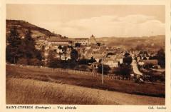 Saint Cyprien Vue Generale - Saint-Cyprien