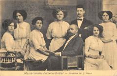 Thionville Internationales Damenorchester Direktion W.j.riesst - Thionville