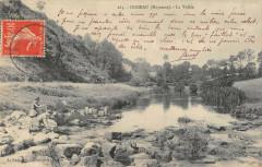 Oisseau La Vallee (cliché rare - Oisseau