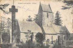 Saint Malo De La Lande Eglise - Saint-Malo-de-la-Lande