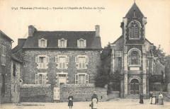 Mauron Couvent Et Chapelle De L'Action De Grace - Mauron