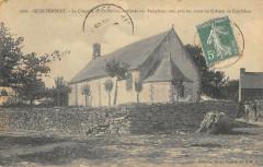Questembert La Chapelle De Coetbihan Attribuee Aux Templiers - Questembert