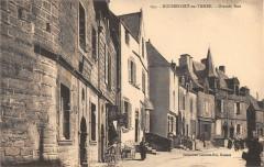 Rochefort En Terre Grande Rue - Rochefort-en-Terre