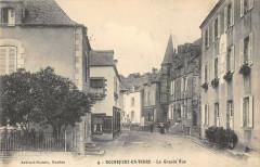 Rochefort En Terre La Grande Rue - Rochefort-en-Terre
