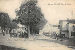 Aulnay Place Du Canton - Aulnay