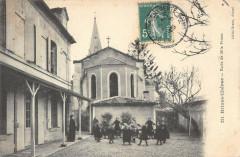 Brives Cherac Ecole De Mlle Frison - Chérac