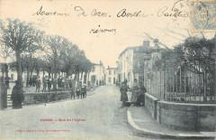 Cozes Rue De L'Eglise - Cozes