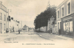 Chantonnay Rue De Bordeaux - Chantonnay