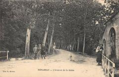Reparsac L'Avenue De La Gasse - Réparsac