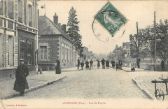 Guiscard Rue De Noyon - Guiscard