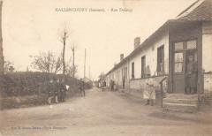 Hallencourt Rue Defarcy - Hallencourt