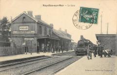 Noyelles Sur Mer La Gare (Train - Noyelles-sur-Mer