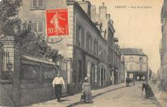 Ermont La Rue De La Station - Ermont
