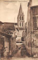 Jouy Le Moutier Rue De La Fontaine - Jouy-le-Moutier