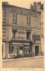 Parmain Tabac De La Gare - Parmain