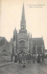 Eglise De Kernascleden - Kernascléden