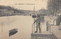 Hennebont Le Port Et Les Quais - Hennebont