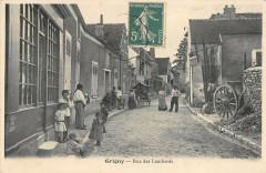 Grigny Rue Des Lombards - Grigny
