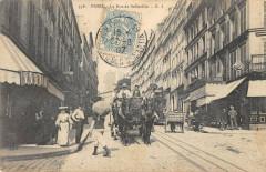 La Rue de Belleville - Paris 19e