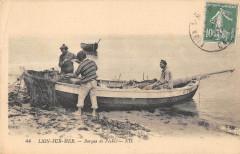 Lion Sur Mer Barque De Peche - Lion-sur-Mer