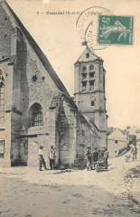 Vaureal Eglise - Vauréal