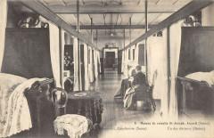 Arcueil Maison De Retraite St Joseph Un Des Dortoirs Dames 94 Arcueil