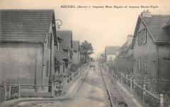 Arcueil Impasse Marc Seguin Et Impasse Denis Papin 94 Arcueil