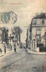 Fontenay Sous Bois La Rue Du Parc 94 Fontenay-sous-Bois