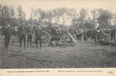 Dragons Francais Campes A Choisy Au Bac - Choisy-au-Bac