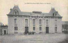 La Neuville En Hez La Mairie - La Neuville-en-Hez