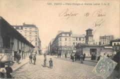 Place d'Aligre et Marché Lenoir - Paris 12e
