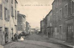 Aulnat La Grande Rue - Aulnat
