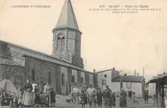 Aulnat Place De L'Eglise - Aulnat