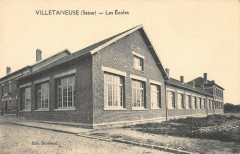 Villetaneuse Les Ecoles - Villetaneuse