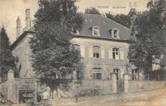 Bugeat Le Chateau (cliché pas courant - Bugeat